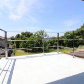 注文住宅 かっこいい工務店 鹿児島県 日置市 西郷建築 大工と創る家 施工例1 2階 寝室 バルコニー