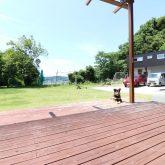 注文住宅 かっこいい工務店 鹿児島県 日置市 西郷建築 大工と創る家 施工例1 ウッドデッキ