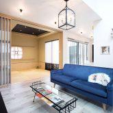 注文住宅 かっこいい工務店 岡山 アイム・コラボレーション アイムの家 施工例18 リビング 和室