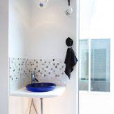 注文住宅 かっこいい工務店 岡山 アイム・コラボレーション アイムの家 施工例18 洗面 手洗い