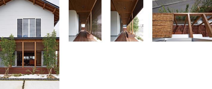 注文住宅 かっこいい工務店 京都府 福知山市 ADACHI住建 足立住建 商品 骨の見える家 縁側 縁デザイン