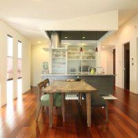 注文住宅 かっこいい工務店 岡山 アイム・コラボレーション アイムの家 施工例19 二世帯住宅 LDK