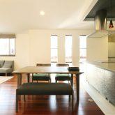注文住宅 かっこいい工務店 岡山 アイム・コラボレーション アイムの家 施工例19 二世帯住宅 2階 子世帯 窓