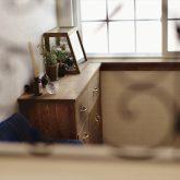 注文住宅 かっこいい工務店 埼玉 輸入住宅 古川工務店 施工例36 フレンチ プロヴァンス ナチュラルハウス アイアン格子 書斎