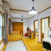 注文住宅 かっこいい工務店 福岡 不動産プラザ 施工例17 サーファーズハウス 子ども部屋