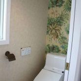 注文住宅 かっこいい工務店 宮城 富樫工業 トガシホーム 施工例61 プロヴァンス フレンチ トイレ