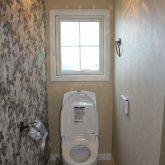 注文住宅 かっこいい工務店 宮城 富樫工業 トガシホーム 施工例61 プロヴァンス フレンチ トイレ 2