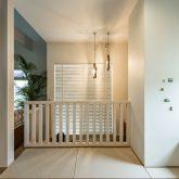 注文住宅 かっこいい工務店 熊本 ブレス ブレスホーム 施工例33 西海岸テイスト 小上がり 和室