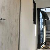 注文住宅 かっこいい工務店 東京 バークノア 新築・増改築・リフォーム・リノベーション 設計デザイン施工管理 施工例14 戸建てから賃貸住宅 リノベーション 廊下