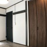 注文住宅 かっこいい工務店 東京 バークノア 新築・増改築・リフォーム・リノベーション 設計デザイン施工管理 施工例14 戸建てから賃貸住宅 リノベーション 2階 寝室