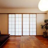 注文住宅 かっこいい工務店 岡山 アイム・コラボレーション アイムの家 施工例23 平屋のような佇まいの二世帯住宅 リビング