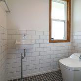 注文住宅 かっこいい工務店 埼玉 古川工務店 輸入住宅 施工例40 アメリカン トイレ