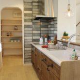 注文住宅 かっこいい工務店 栃木 イエプラン建築事務所 オープンハウス 2019.0406 キッチン