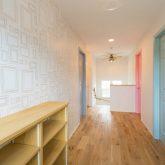 注文住宅 かっこいい工務店 山形県 福井建設 自由設計 南陽市 2F ホール
