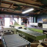 注文住宅 かっこいい工務店 三重県 桑名市 家作店 辰屋 ショールーム 無垢材 天然木 加工 工場