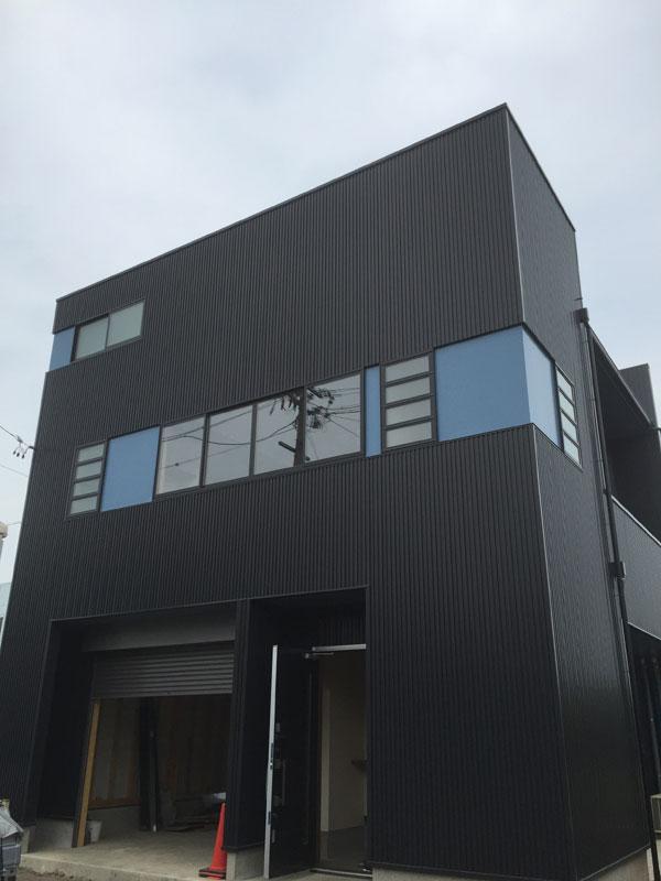 注文住宅 かっこいい工務店 三重県 桑名市 家作店 辰屋 新築 施工例2 外観