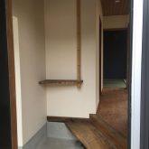 注文住宅 かっこいい工務店 三重県 桑名市 家作店 辰屋 新築 施工例2 玄関 ホール