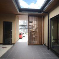 注文住宅 かっこいい工務店 熊本 ブレス ブレスホーム 施工例38 中庭