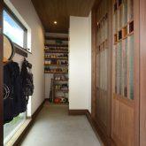 注文住宅 かっこいい工務店 熊本 ブレス ブレスホーム 施工例38 玄関
