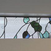 注文住宅 かっこいい工務店 宮城 富樫工業 トガシホーム 施工例66 ナチュラルモダン リビング ステンドグラス
