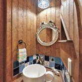 注文住宅 かっこいい工務店 古川工務店 施工例42 プロヴァンス 猫と共に生きるとっておきの家 造作洗面台