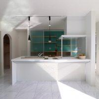 注文住宅 かっこいい工務店 鹿児島県 日置市 西郷建築 大工と創る家 施工例2 キッチン