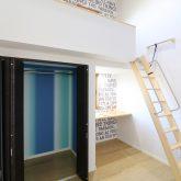 注文住宅 かっこいい工務店 鹿児島県 日置市 西郷建築 大工と創る家 施工例2 平屋 子供部屋