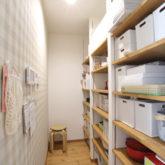 注文住宅 かっこいい工務店 熊本 ブレス ブレスホーム 施工例40 ナチュラルテイスト 収納スペース