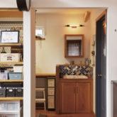 注文住宅 かっこいい工務店 埼玉 古川工務店 施工例43 ブルックリン 造作洗面化粧台