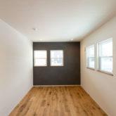 注文住宅 かっこいい工務店 山形県 福井建設 自由設計 施工例26 寝室