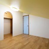 注文住宅 かっこいい工務店 山形県 福井建設 自由設計 施工例26 子供部屋
