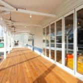 注文住宅 かっこいい工務店 山形県 福井建設 自由設計 施工例26 ウッドデッキ