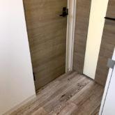 注文住宅 かっこいい工務店 東京 バークノア 施工例24 マンション ワンルーム リノベーション 廊下