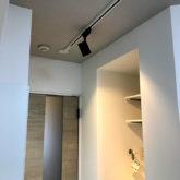 注文住宅 かっこいい工務店 東京 バークノア 施工例24 マンション ワンルーム リノベーション 収納棚