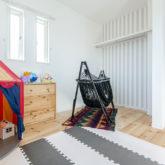 注文住宅 かっこいい工務店 熊本 ブレス 施工例43 アメリカン 子供部屋