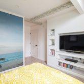 注文住宅 かっこいい工務店 古川工務店 施工例47 プロヴァンス 2階 主寝室 壁紙 写真