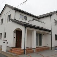 注文住宅 かっこいい工務店 宮城県 富樫工業 トガシホーム プロヴァンス 施工例69 外観