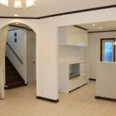 注文住宅 かっこいい工務店 宮城県 富樫工業 トガシホーム プロヴァンス 施工例69 LDK