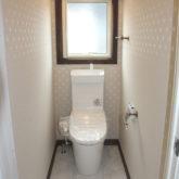 注文住宅 かっこいい工務店 宮城県 富樫工業 トガシホーム プロヴァンス 施工例69 トイレ