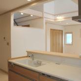注文住宅 かっこいい工務店 宮城県 富樫工業 トガシホーム プロヴァンス 施工例70 キッチン