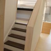 注文住宅 かっこいい工務店 宮城県 富樫工業 トガシホーム プロヴァンス 施工例70 階段