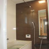 注文住宅 かっこいい工務店 宮城 富樫工業 トガシホーム 施工例71 ブリック バスルーム