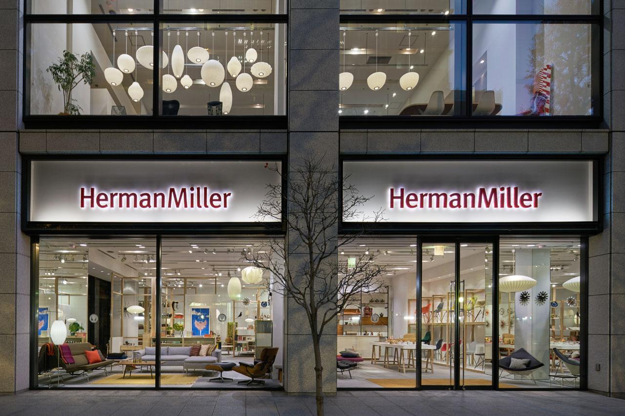 注文住宅 かっこいい工務店 インテリア ハーマンミラー ハーマンミラーストア東京