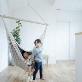 注文住宅 かっこいい工務店 熊本 ブレス ブレスホーム 施工例43 ナチュラル ユニバーサルデザイン リビング ブランコ