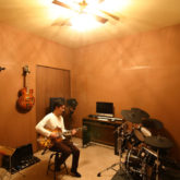 注文住宅 かっこいい工務店 熊本 ブレス ブレスホーム 施工例44 ナチュラル 音楽部屋 ギター
