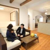 注文住宅 かっこいい工務店 熊本 ブレス ブレスホーム 施工例44 ナチュラル リビング