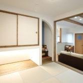 注文住宅 かっこいい工務店 熊本 ブレス ブレスホーム 施工例44 ナチュラル 和室