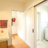 注文住宅 かっこいい工務店 熊本 ブレス ブレスホーム 施工例44 ナチュラル 洗面脱衣所 物干しスペース