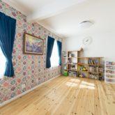 注文住宅 かっこいい工務店 福岡 不動産プラザ 施工例23 プロヴァンス 子供部屋