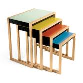 注文住宅 かっこいい工務店 インテリア MoMA Design Store MoMAデザインストア バウハウス ネスティング テーブル